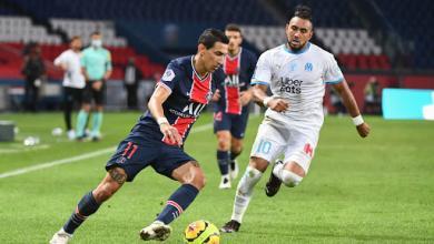 "صورة قرار ""تأديبي"" يوقِف ""دي ماريا"" لـ4 مباريات بالدوري الفرنسي"