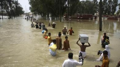 صورة حصيلة مُرعبة لضحايا وأضرار فيضانات السودان