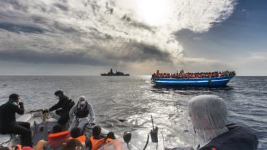"""صورة منظمة """"أوكسفام"""": أوروبا ودول شمال أفريقيا تنتهك حقوق المهاجرين"""
