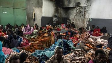 """صورة هل أصبحت سواحل ليبيا مركزا رئيسيًا لـ""""مافيا تهريب البشر""""؟"""