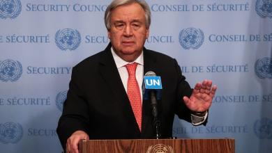 صورة التقرير السنوي للأمين العام للأمم المتحدة.. هذا ما جاء فيه عن ليبيا
