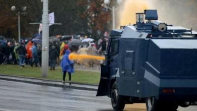 صورة بسبب قمع الاحتجاجات.. عقوبات أوروبية على الرئيس البيلاروسي