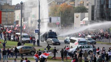 صورة ترقب إضراب شامل واحتجاجات في روسيا البيضاء