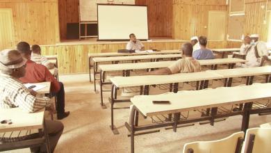 صورة تحشيد لإنجاح الملتقى التحضيري للمؤتمر الجامع حول مبادرة فزان
