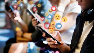 صورة ماذا يحدث على الإنترنت كل دقيقة في 2020؟