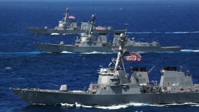 """صورة ضد """"تحرش الصين"""".. أمريكا تكثّف التواجد العسكري في المحيط الهادي"""