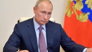 صورة بوتين ينتقد خطاب بايدن الحاد والمناهض لروسيا