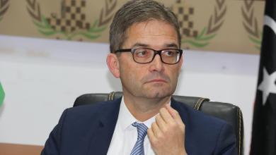 صورة السفير الألماني: مستعدون لمواجهة من يهدد أمن ليبيا
