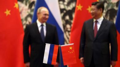 صورة الصين: محاولات زرع الشقاق بيننا وبين روسيا ستفشل