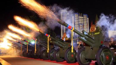 صورة كوريا الشمالية تكشف عن نظام دفاع مطوّر ودبابة حديثة
