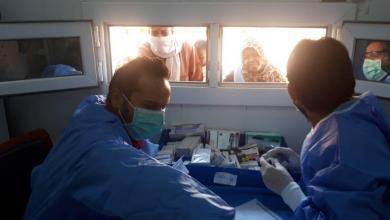 الصليب الأحمر يُقدّم شحنة أنسولين لمركز السكري في سبها