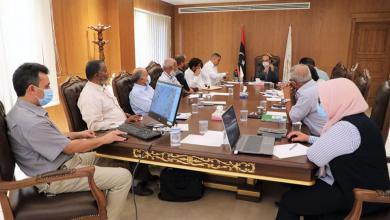"""صورة بلدية بنغازي تستعرض مشاريعها مع """"6"""" مجالس محلية"""