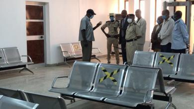 صورة غات تتأهب لاستئناف الرحلات في مطارها