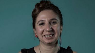 صورة المنتجة الفلسطينية مي عودة تظفر بجائزة أفضل موهبة عربية