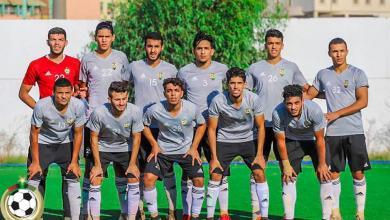 صورة منتخب الشباب يختتم معسكره ببنغازي