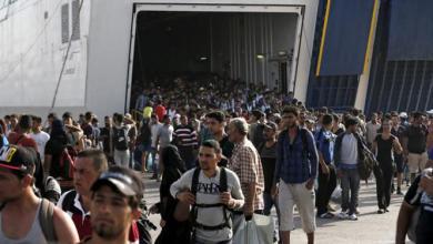 صورة بريطانيا تبحث عن وسائل جديدة لمنع تسلل المهاجرين