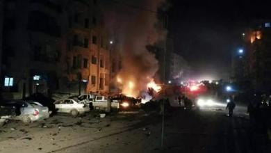 """صورة سوريا.. مقتل 16 بانفجار مستودع ذخيرة تابع لـ""""هيئة تحرير الشام"""""""