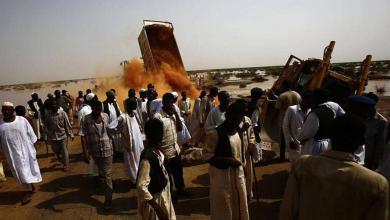 """صورة قتلى وجرحى في مواجهات في """"كسلا"""" شرق السودان"""