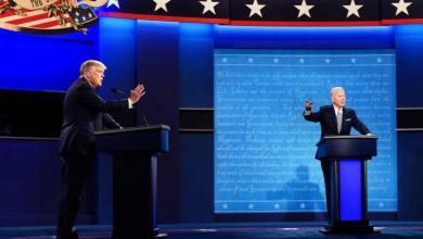"""صورة إلغاء المناظرة الرئاسية الثانية بين """"بايدن وترامب"""" بسبب كورونا"""