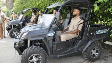 صورة اختتام الدورة التدريبية الثالثة لمنتسبي جهاز الشرطة السياحية وحماية الآثار