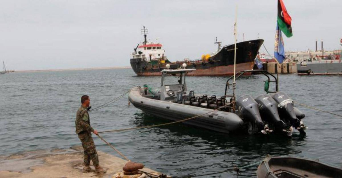 خفر السواحل الليبية