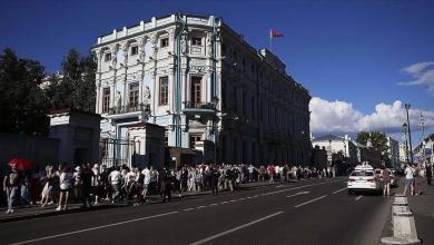 صورة روسيا البيضاء.. تواصل الاحتجاجات رغم توعّد الشرطة