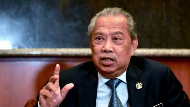 رئيس الوزراء الماليزي محيي الدين ياسين