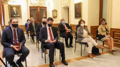 صورة فاليتا.. مباحثات ليبية مع سفراء أوروبا لدى مالطا