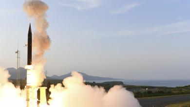 صورة كوريا الشمالية تستعد لعرض عسكري وأنباء عن صاروخ عابر للقارات