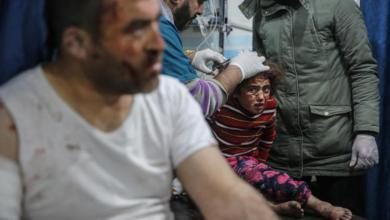 """صورة """"رايتس ووتش"""": العمليات في إدلب ترقى لجرائم ضد الإنسانية"""