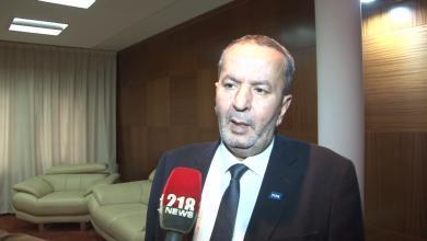 """صورة """"الشلماني"""" يعقد مؤتمرًا صحافيًا للحديث عن مستجدات الكرة الليبية"""
