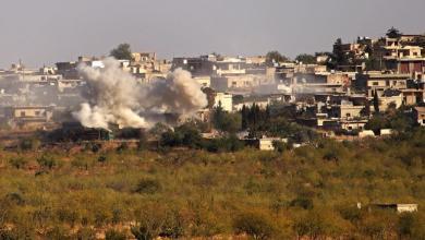 صورة مقتل 78 عنصرا من الفصائل السورية الموالية لتركيا بغارات روسية