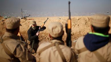 صورة فصائل مسلحة عراقية: انسحاب القوات الأميركية أو مواصلة الهجمات