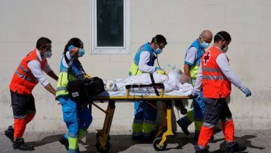 صورة إسبانيا.. عزل عام ومنع الأشخاص من مغادرة العاصمة