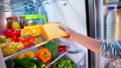 صورة لا تتحمّل البرودة.. أطعمة تجنبوا وضعها في الثلاجة