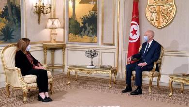"""صورة """"ويليامز"""": حوار تونس.. لمن يفكر بمصلحة ليبيا لا بالمصالح"""