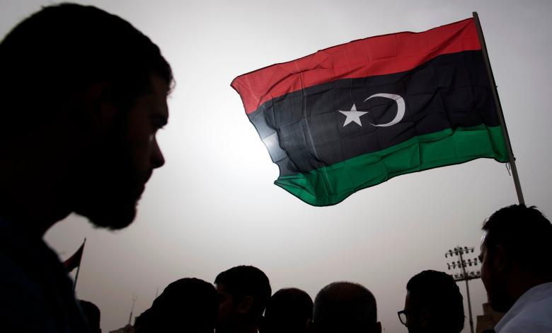 """صورة تقرير إنساني يضع يده على """"الوجع الليبي"""""""