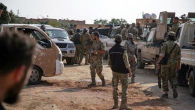 صورة دبلوماسي: تركيا نقلت 4000 مقاتل من ليبيا وسوريا لأذربيجان