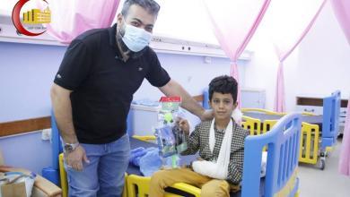 """صورة """"بنغازي الطبي"""" ينظم احتفالية للأطفال بمناسبة المولد النبوي الشريف"""