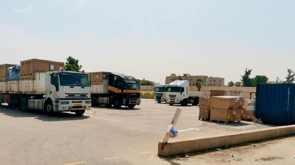 مستشفى الزهراء يستلم تجهيزات متكاملة لأقسامه من صحة الوفاق