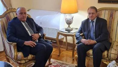 """صورة الملف الليبي يتصدّر أجندة مباحثات """"شكري"""" في موسكو"""