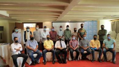 صورة اليونيسف تنظم دورة تدريبية في إدارة الأزمات في ليبيا