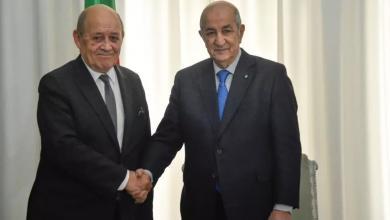 """صورة فرنسا تؤكد ضرورة مشاركة دول """"الجوار الليبي"""" في إحلال الاستقرار"""