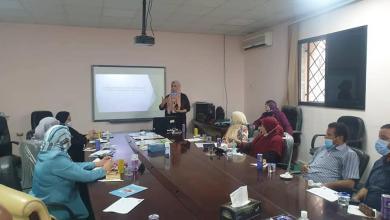 صورة طرابلس.. دورة حول حماية الفئات الخاصة من جائحة كورونا
