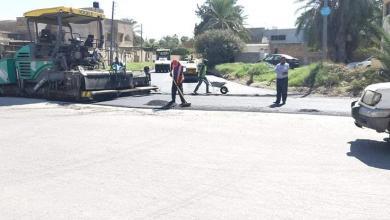 صورة بلدية تاجوراء: أعمالنا مستمرة رغم ضعف الميزانية -((صور))