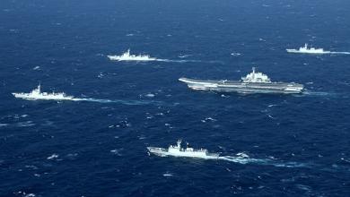 صورة مناورات يابانية في بحر الصين الجنوبي.. تشعل غضب بكين