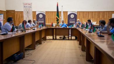 صورة المجلس البلدي زليتن يبحث حلول أزمة انقطاع الكهرباء