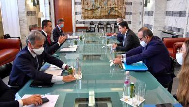 صورة مباحثات مغربية إيطاليا في روما تتناول مستجدات الراهن الليبي