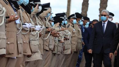صورة داخلية الوفاق تحتفل بالذكرى 56 لتأسيس الشرطة الليبية