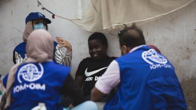 """صورة """"الدولية للهجرة"""": مراكز الاحتجاز في ليبيا بؤر لـ""""كورونا"""""""
